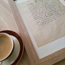 Il était une fois… une lettre mystérieuse